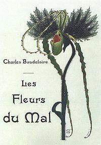 carlos schwabe les fleurs du mal baudelaire