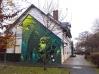 street art, mairie, Quincy sous Sénart